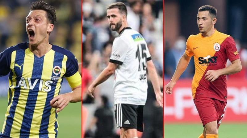 Süper Lig'de zirve el değiştirdi! İşte en değerli kulüp