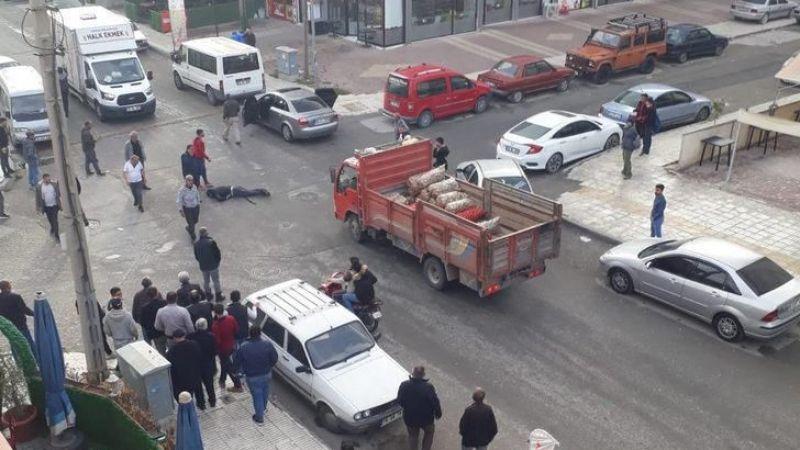Çorum'da sokak ortasında kardeş katli! Kardeşlerden biri öldü, diğeri yaralı