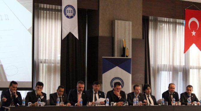 Otomotiv Satış Sonrası Ürün ve Hizmetleri Derneği üyeleri bir araya geldi
