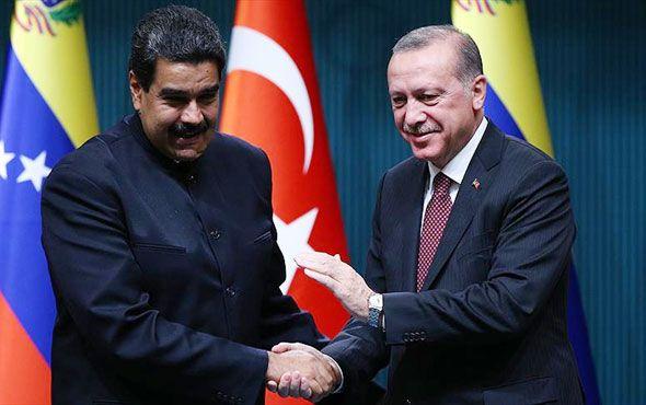Venezüella Madencilik Bakanı Victor Cano, ülke altınlarının Türkiye'de rafine edileceğini söyledi.