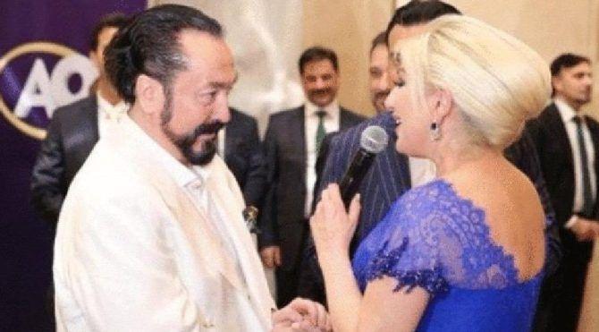 Şarkıcı Muazzez Ersoy, Oktar Çetesi'nin konserinden servet kazanmış.