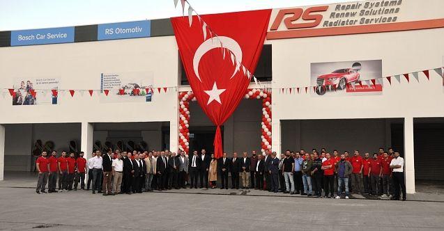 RS Servis'ten İzmir'e Büyük Yatırım!