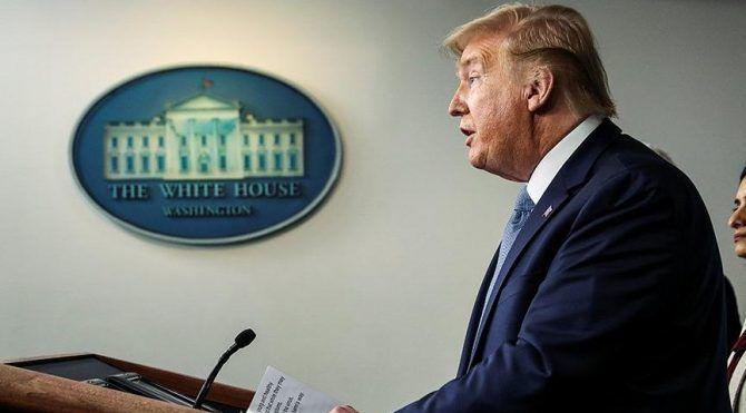 Son dakika… Trump, Corona için bu ilacı işaret etti: Hidroksiklorokin