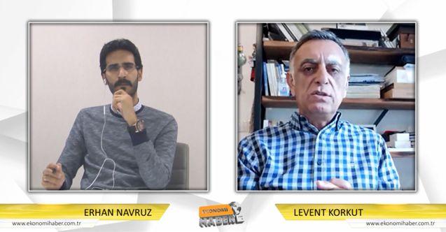 TOBB SAİK Başkanı Levent KORKUT, Ekonomi Haber TV'de Erhan NAVRUZ'un konuğu oldu.#korona#virüs#ekonomi#acente