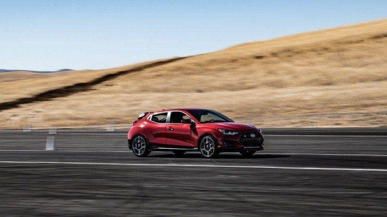 Hyundai, Çift Kavramalı Otomatik Şanzımanla Donattığı 2020 Veloster N'yi Tanıttı