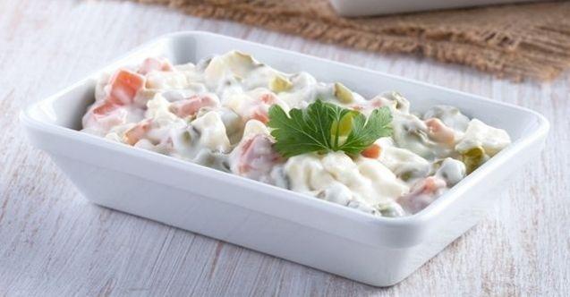 Amerikan Salatası Nasıl Yapılır?
