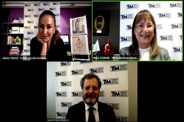 'Women Export Talks'ta ihracat ve iş dünyası tavsiyeleri