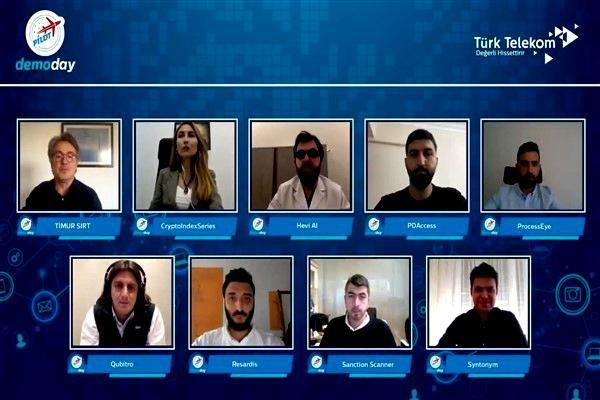 Türk Telekom PİLOT'tan girişimlere 5 milyon TL'yi aşan destek