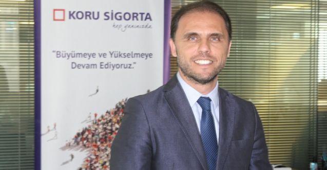 """Koru Sigorta Satış ve Pazarlama Direktörü Barış Tabakoğlu: """"Koru Sigorta ürün çeşitliliğiyle sektörde fark yaratacak"""""""