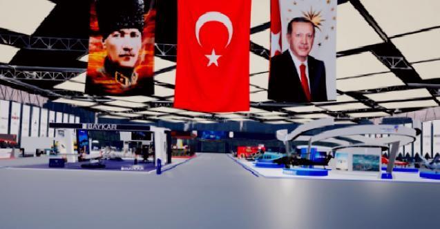 SAHA EXPO'ya 290 firma katılımıyla birlikte 536 3D ürün tanıtıldı