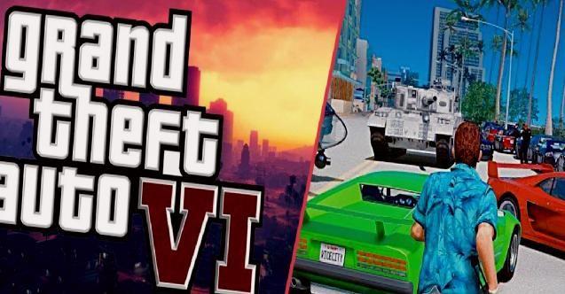 GTA 6 için sızdırılan harita Vice City mi?