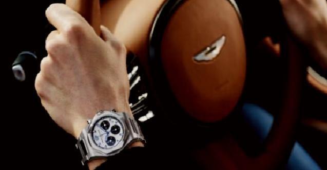 Aston Martin'in yeni ortağı Girard-Perregaux