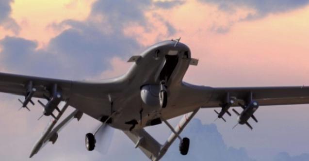 2 SİHA hava kuvvetlerine teslim edildi