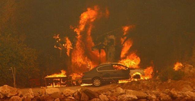 TSB'den 'yangınların zararlarının hafifletilmesine yönelik' tavsiye kararı