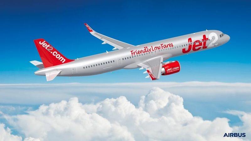 Jet2.com, 36 adetlik A321neo siparişiyle Airbus'ın yeni müşterisi oldu