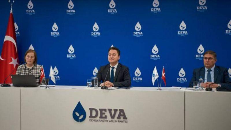DEVA'dan yeni sosyal eylem planı