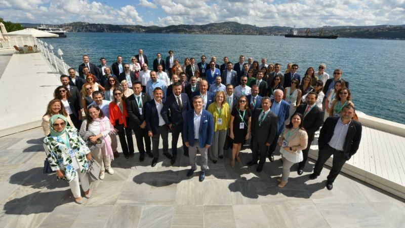 Türkiye Sigorta kuruluşunun 1. yılını paydaşları ile kutladı