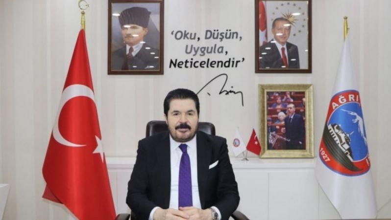 Başkan Sayan'dan  Gaziler Günü mesajı