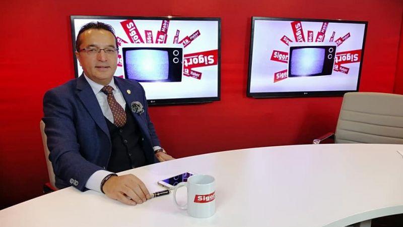 Mithat Bekan SAB'a Başkan adaylığını açıkladı