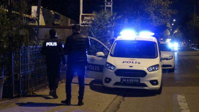 Tuzla'da çiçekçi dükkanında silahlı saldırı