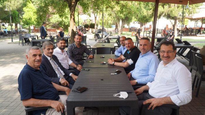 AK Parti Genel Başkan Yardımcısı Yavuz, vatandaşlarla buluştu