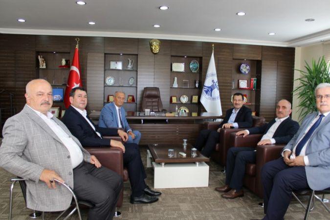 Ali İhsan Yavuz'dan SESOB'a Ziyaret