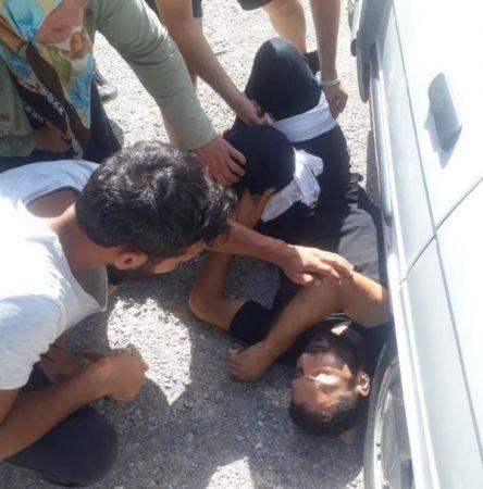 Polis memuru tartıştığı kayınbiraderini silahla vurdu