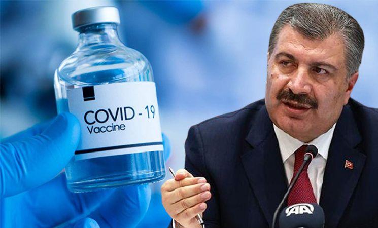 Bakanın açıklaması Sakarya'da aşıyı hızlandırdı