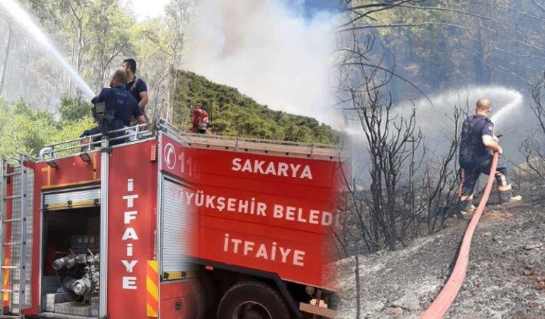 Sakarya'nın ateş savaşçıları Antalya'da