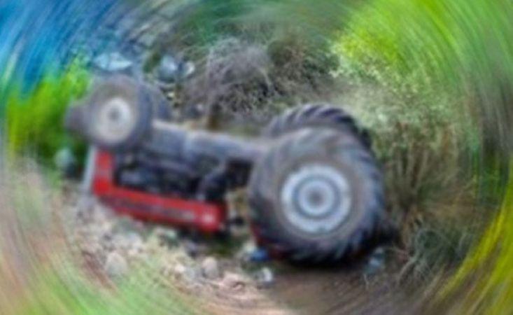 Traktör altında kalmıştı, hayatını kaybetti