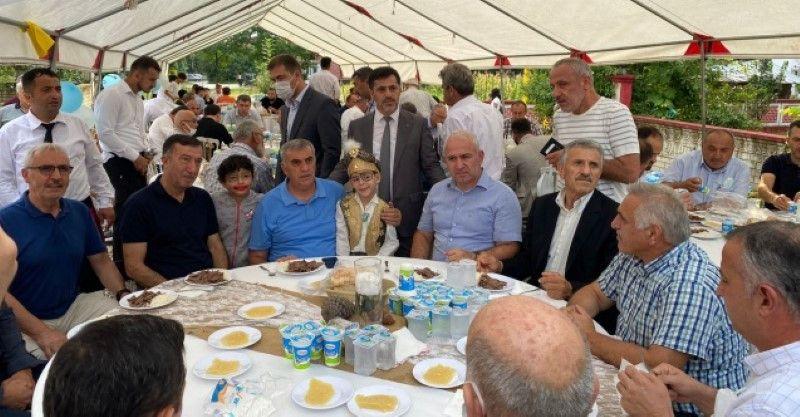 AK Partililer bu sünnette buluştu
