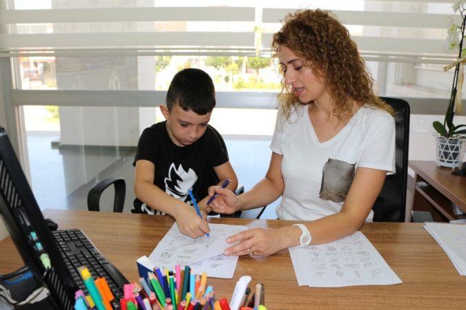 Erenler Belediyesinden çocuklara metropolitan testi