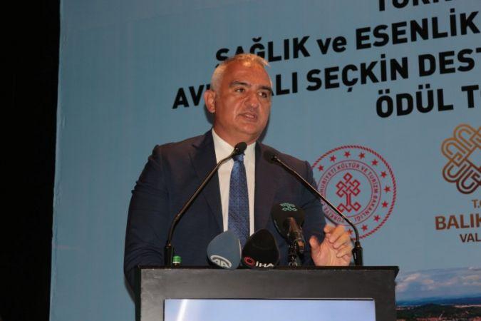Bakan Ersoy duyurdu Taraklı ilçesi