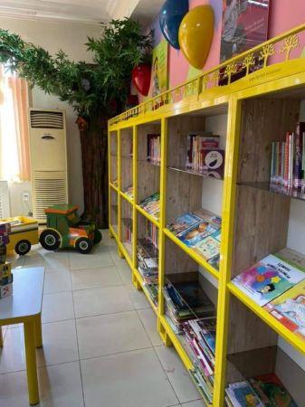 Geyve ilçe halk kütüphanesi yenilendi