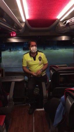 Otobüs kazaları sonrasında denetimler sıklaştırıldı