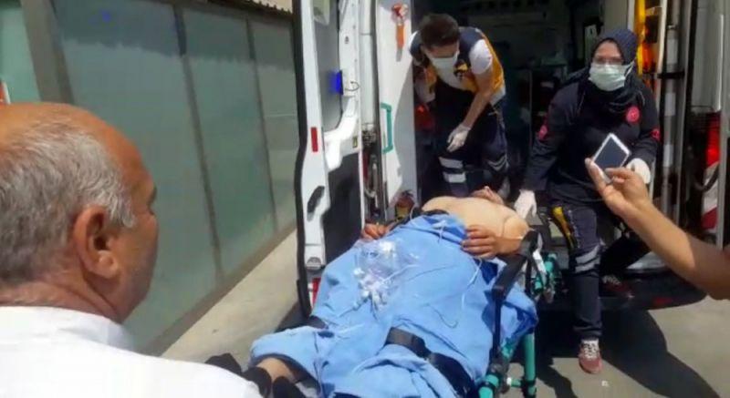 Baba ve iki oğlu silahlı saldırıya uğradı! Baba kaldırıldığı hastanede hayatını kaybetti