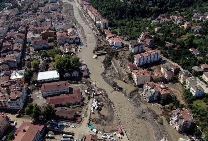 Sel felaketi için AFAD yardım kampanyası başlattı