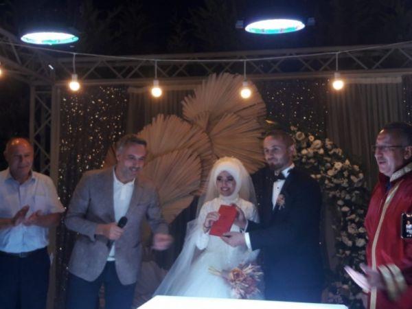 Şaban İpek evlendi