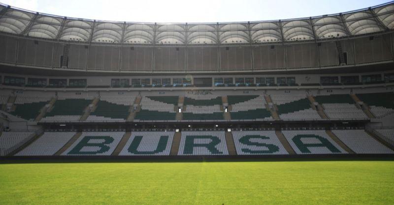 Sakarya'da oynayacak olan Ümit Milli Takımı maçları Bursa'ya alındı