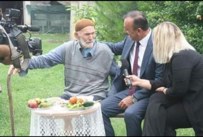 Bir asırlık Mustafa dede korona kurbanı oldu!