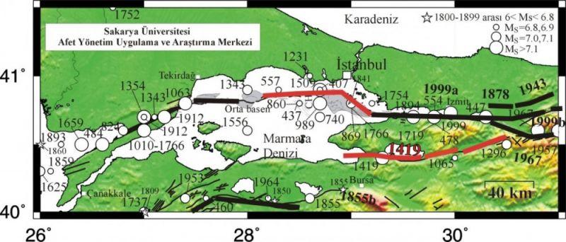 SAÜ, 17 Ağustos Depremi raporu yayınlandı
