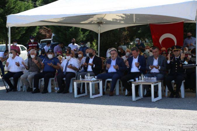 Depremde Hayatını Kaybedenler Serdivan'da Anıldı