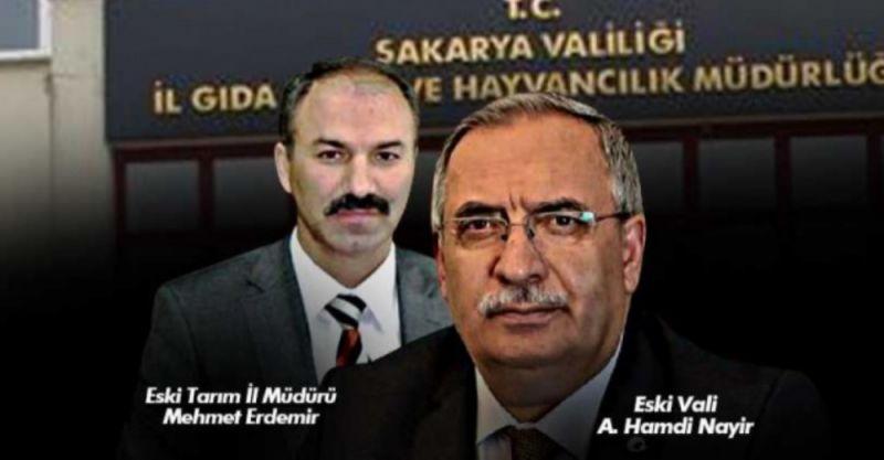 Eski Vali Nayir, Erdemir hakkında soruşturma açılmasına izin vermemişti...