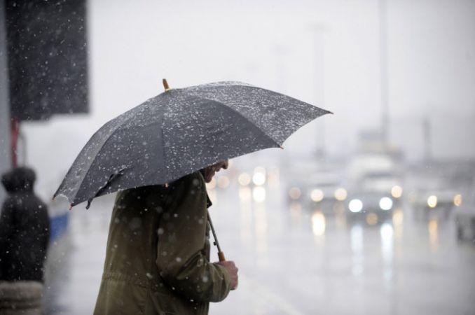 Meteoroloji sağanak yağış için uyardı: İşte Sakarya'nın hava durumu raporu