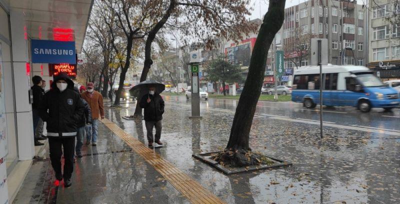 Büyükşehir'den sağanak yağış için önemli uyarı