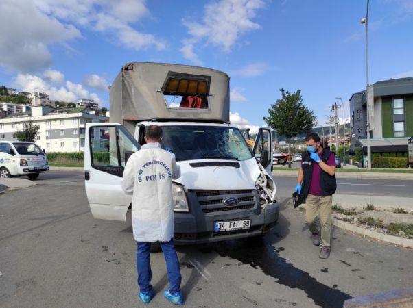 Kampüs yolunda feci kaza: Yolun karşısına geçmek isteyen yaşlı adam hayatını kaybetti