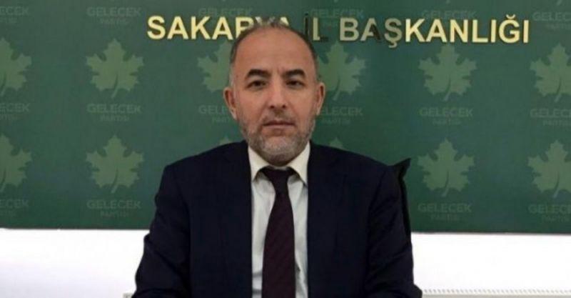 Gelecek Partisi İl Başkanı Sevindik hastaneye yatırıldı