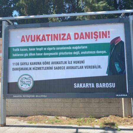 Baro: Hasar danışmanlık şirketlerine değil avukata danışın