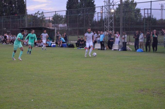 Sakaryaspor Al Ahli SC ile berabere kaldı, maç sonu ortalık karıştı
