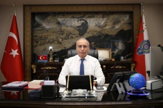 İl Emniyet Müdürü Fatih Kaya koronaya yakalandı